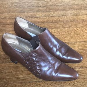 Italian made boot shoes